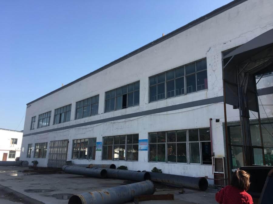 绍兴袍江厂房拍卖:恒柏集团位于绍兴市越城区袍江临海路以东的工业厂房